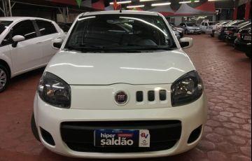 Fiat Uno Vivace 1.0 8V (Flex) 4p - Foto #4
