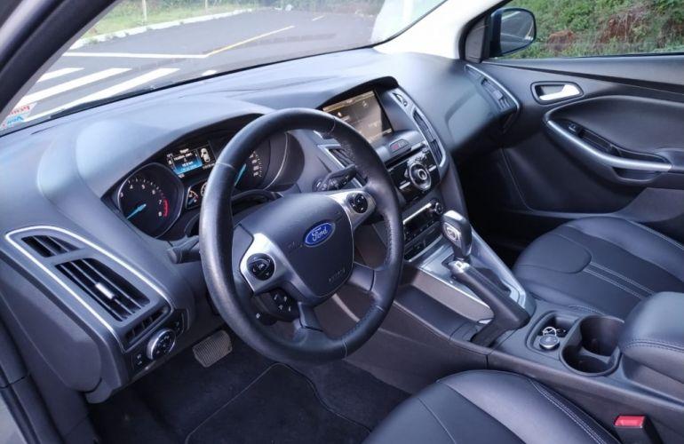 Ford Focus Sedan Titanium Plus 2.0 16V PowerShift (Aut) - Foto #7
