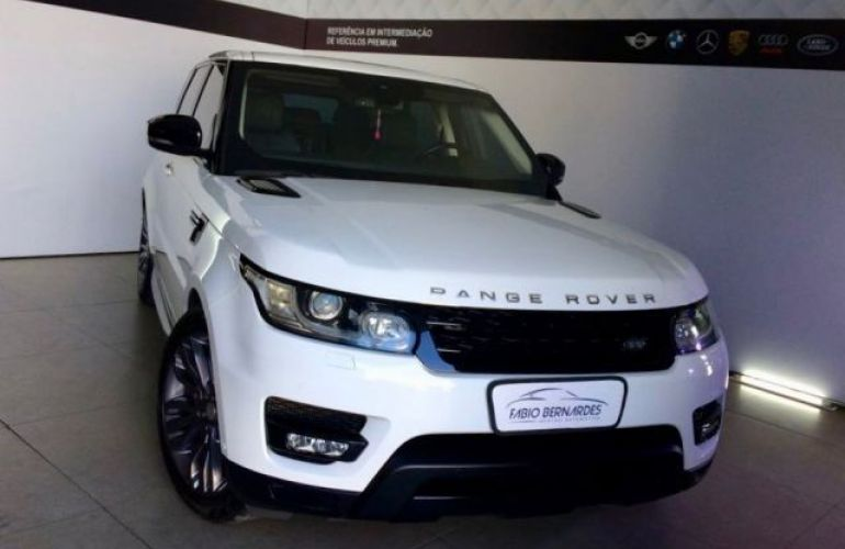 Land Rover Range Rover Sport HSE 3.0 V6 Supercharged - Foto #3