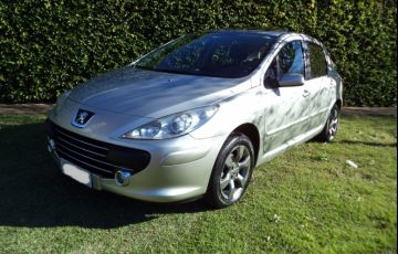 Peugeot 307 Hatch. Presence Pack 1.6 16V (flex)