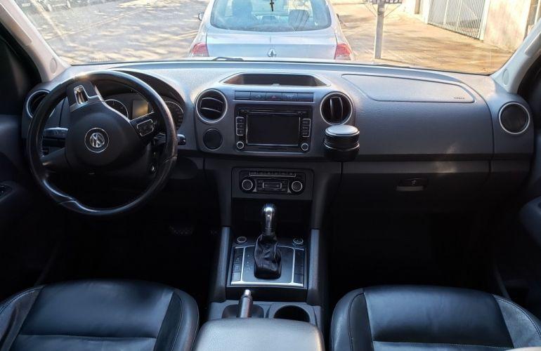 Volkswagen Amarok 2.0 CD 4x4 TDi Highline (Aut) - Foto #7