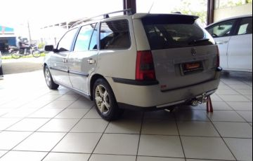 Volkswagen Parati Crossover 1.8 MI (Flex) - Foto #4