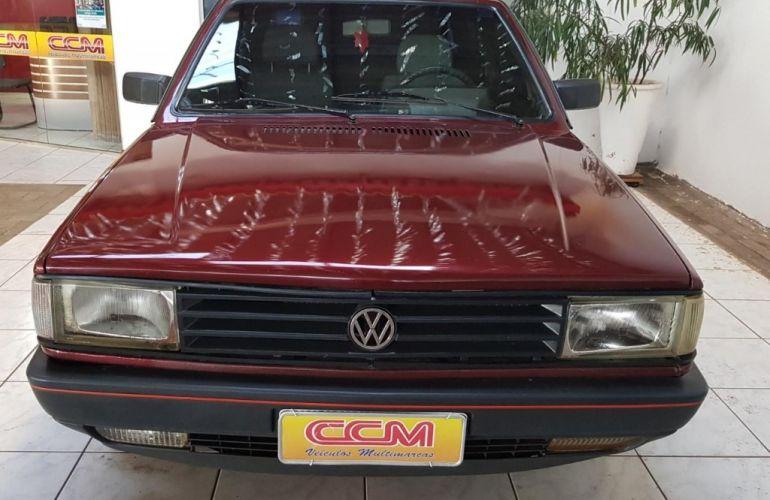 Volkswagen Voyage GLS 1.8 - Foto #3