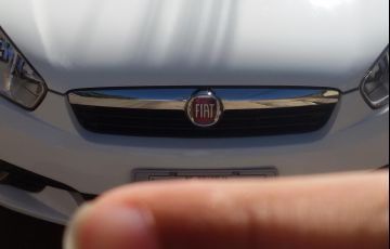 Fiat Grand Siena Attractive 1.4 8V (Flex)