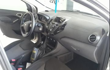 Ford Ka Sedan SEL 1.5 16v (Flex) - Foto #7