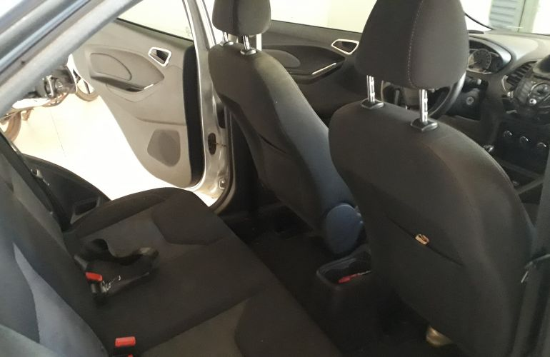 Ford Ka Sedan SEL 1.5 16v (Flex) - Foto #9