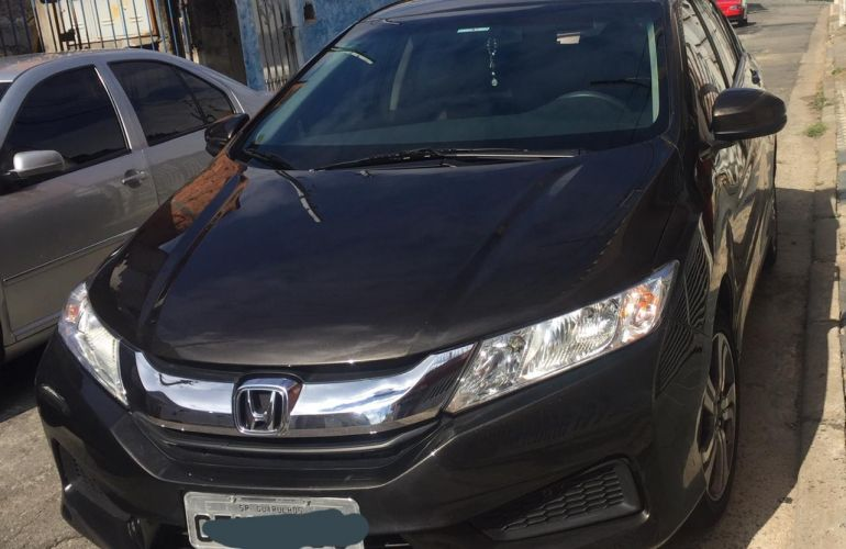 Honda City LX 1.5 CVT (Flex) - Foto #2