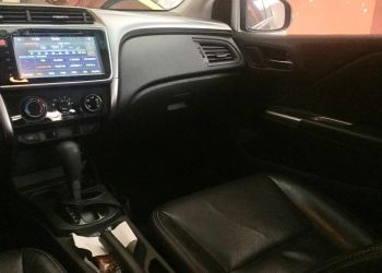 Honda City LX 1.5 CVT (Flex) - Foto #4