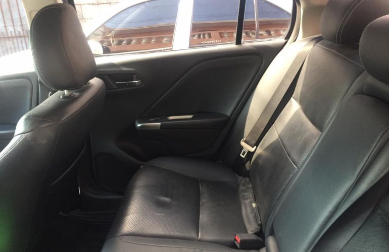 Honda City LX 1.5 CVT (Flex) - Foto #5