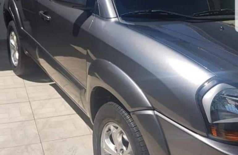 Hyundai Tucson GLS 2.0L 16v (Flex) (Aut) - Foto #2