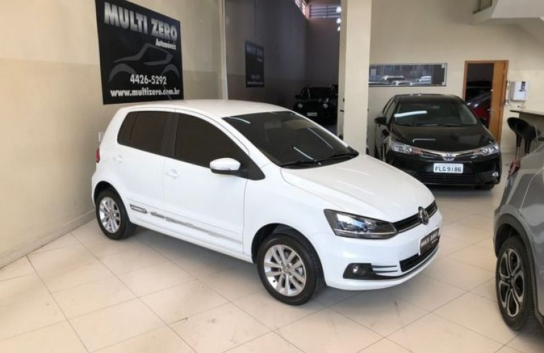 Volkswagen Fox CONNECT 1.6 MSI TOTAL Flex   MANUAL - Foto #1