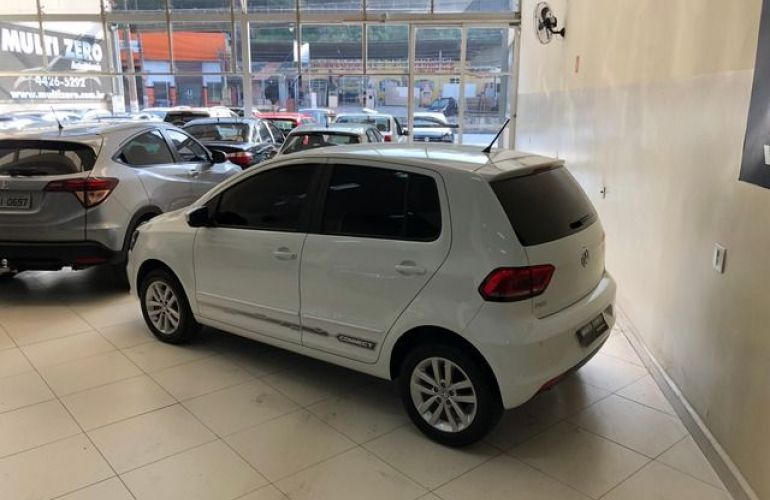 Volkswagen Fox CONNECT 1.6 MSI TOTAL Flex   MANUAL - Foto #2
