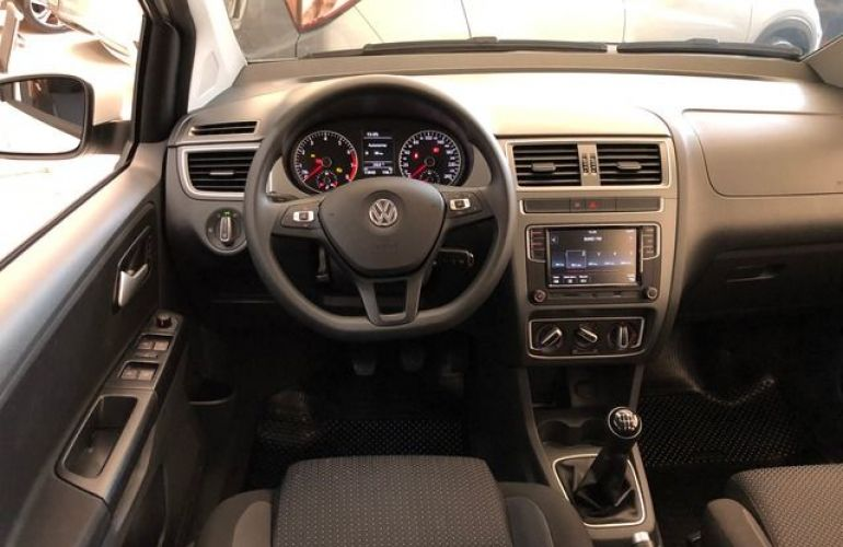 Volkswagen Fox CONNECT 1.6 MSI TOTAL Flex   MANUAL - Foto #3