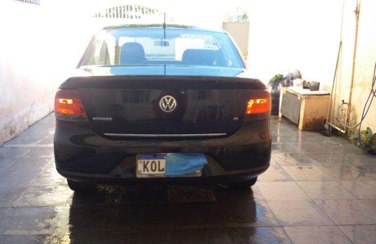 Volkswagen Voyage Trend 1.6 (Flex) - Foto #3