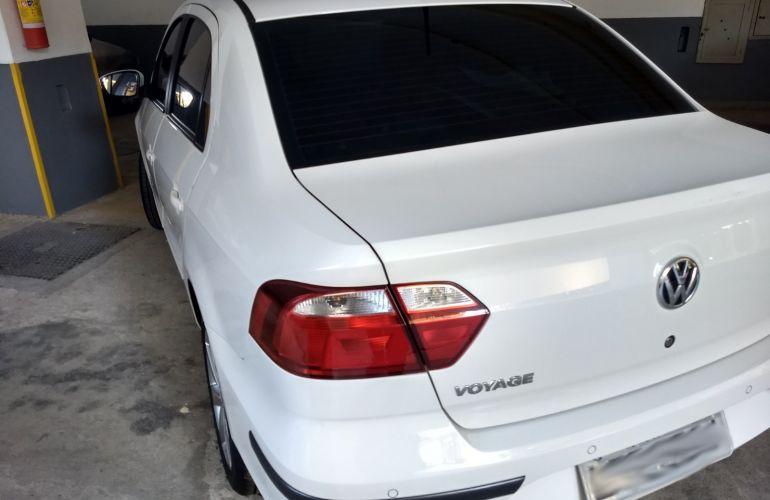 Volkswagen Voyage 1.6 MSI Comfortline I-Motion (Flex) - Foto #8