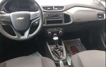 Chevrolet Onix LT 1.0 MPFI 8V - Foto #4