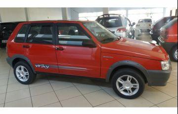 Fiat Uno Mille Fire Economy Way 1.0 (Flex) 4p - Foto #2