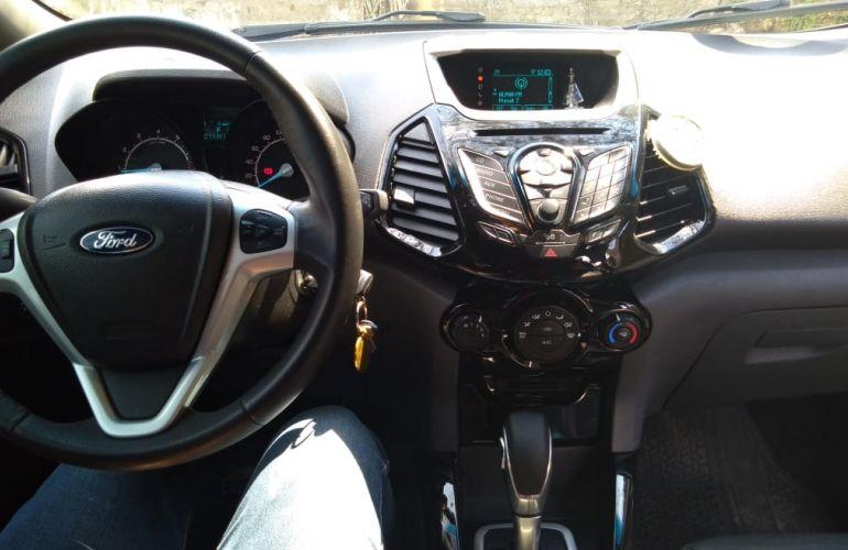 Ford Ecosport Freestyle Plus Powershift 1.6 (Flex) - Foto #3