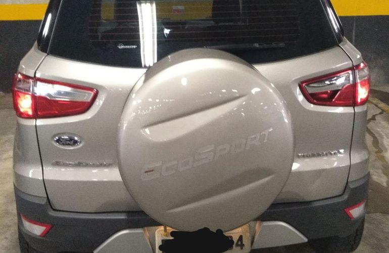 Ford Ecosport Freestyle Plus Powershift 1.6 (Flex) - Foto #1