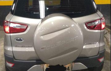 Ford Ecosport Freestyle Plus Powershift 1.6 (Flex)