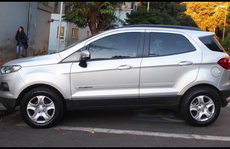 Ford Ecosport SE 1.6 16V (Flex) - Foto #1