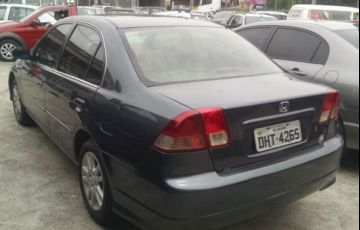 Honda Civic EX 1.6 16V - Foto #5