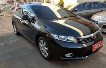 Honda New Civic EXS 1.8 16V i-VTEC (Aut) (Flex) - Foto #1