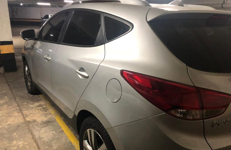 Hyundai ix35 2.0L 16v GLS Intermediário (Flex) (Aut) - Foto #1