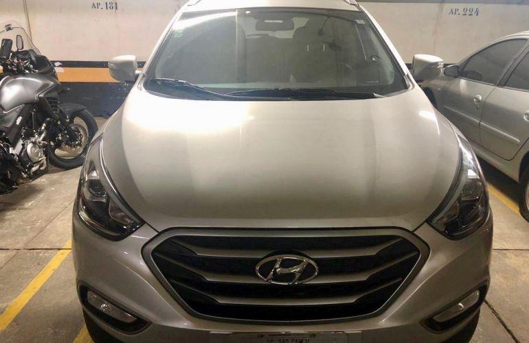 Hyundai ix35 2.0L 16v GLS Intermediário (Flex) (Aut) - Foto #7