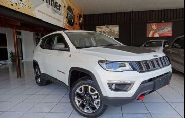 Jeep Compass Trailhalk AT9 2.0 16V Flex