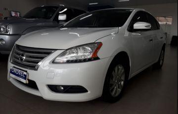 Nissan Sentra SV 2.0 16V CVT (Aut) (Flex) - Foto #3