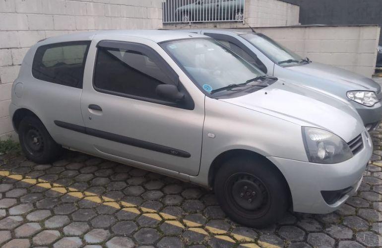 Renault Clio Hatch. Campus 1.0 16V (flex) 2p - Foto #4