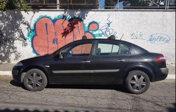 Renault Mégane Sedan Dynamique 2.0 16V