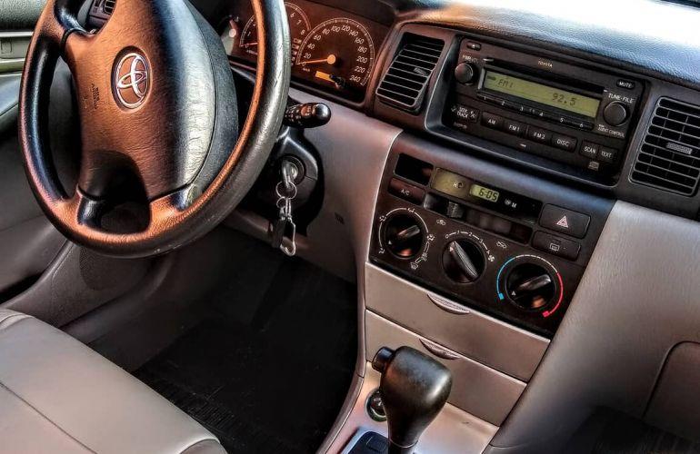 Toyota Corolla Fielder S 1.8 16V (aut) - Foto #9