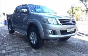 Toyota Hilux 2.7 CD Srv (aut) - Foto #2