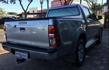 Toyota Hilux 2.7 CD Srv (aut) - Foto #4