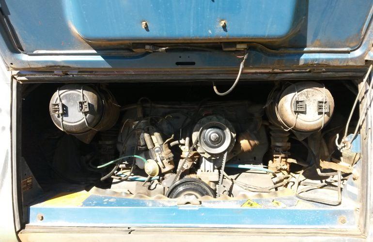 Volkswagen Kombi Standard 1.6 - Foto #3