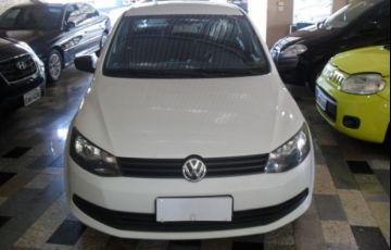 Volkswagen Voyage City 1.6 - Foto #1