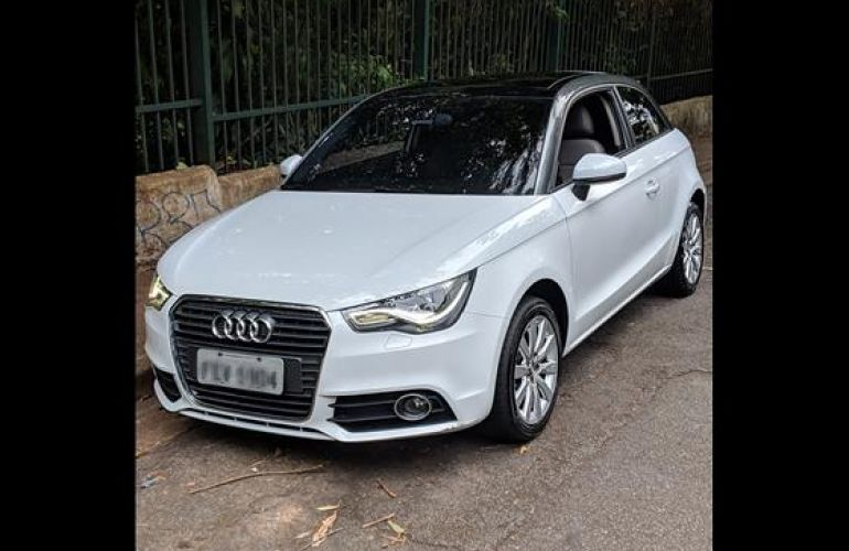 Audi A1 1.4 TFSI Attraction S Tronic - Foto #2