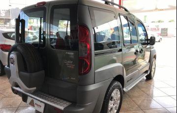 Fiat Doblò Adventure 1.8 8V (Flex) - Foto #5