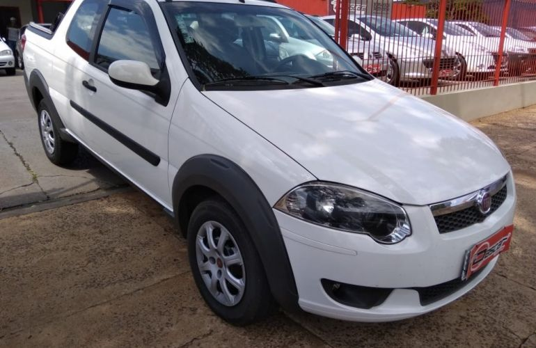 Fiat Strada Trekking 1.6 16V (Flex) (Cabine Dupla) - Foto #1