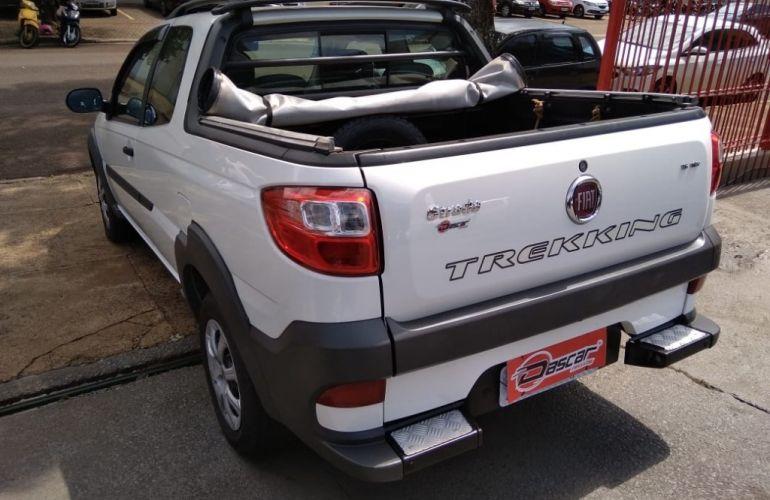 Fiat Strada Trekking 1.6 16V (Flex) (Cabine Dupla) - Foto #3