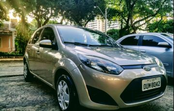 Ford Fiesta Hatch SE 1.0 RoCam (Flex) - Foto #7