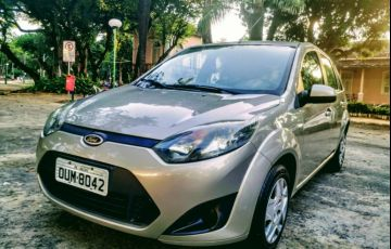 Ford Fiesta Hatch SE 1.0 RoCam (Flex) - Foto #9