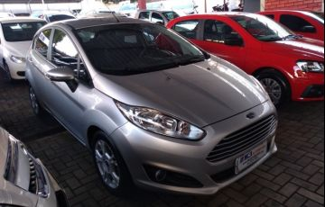 Ford New Fiesta SE 1.6 16V Powershift - Foto #3