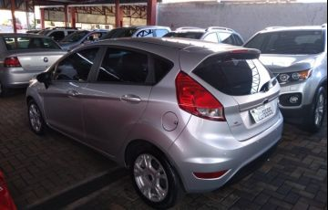 Ford New Fiesta SE 1.6 16V Powershift - Foto #4