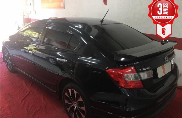 Honda Civic 2.0 Exr 16V Flex 4p Automático - Foto #3