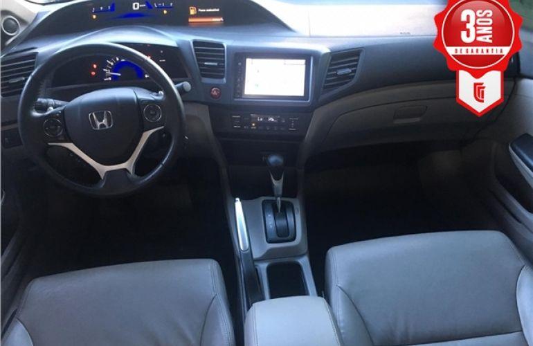 Honda Civic 2.0 Exr 16V Flex 4p Automático - Foto #4