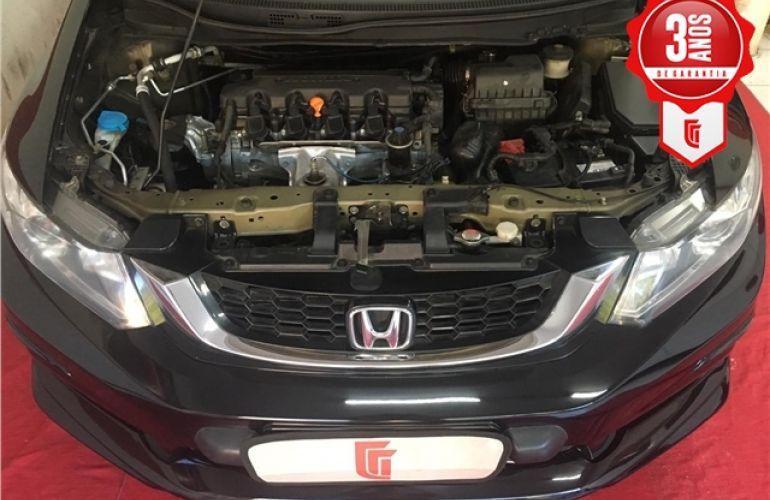 Honda Civic 2.0 Exr 16V Flex 4p Automático - Foto #5