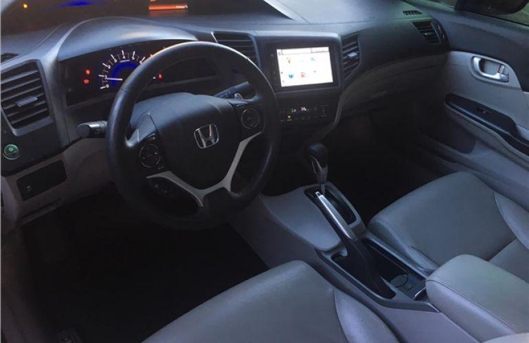 Honda Civic 2.0 Exr 16V Flex 4p Automático - Foto #7
